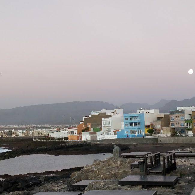 Calima-måne