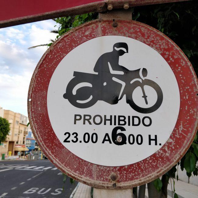 Indkørselsforbud