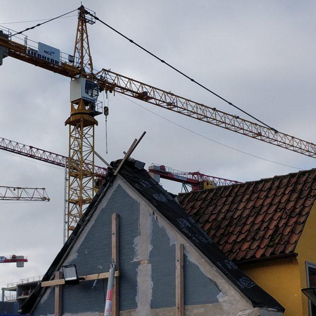 Byggeboom i Odense