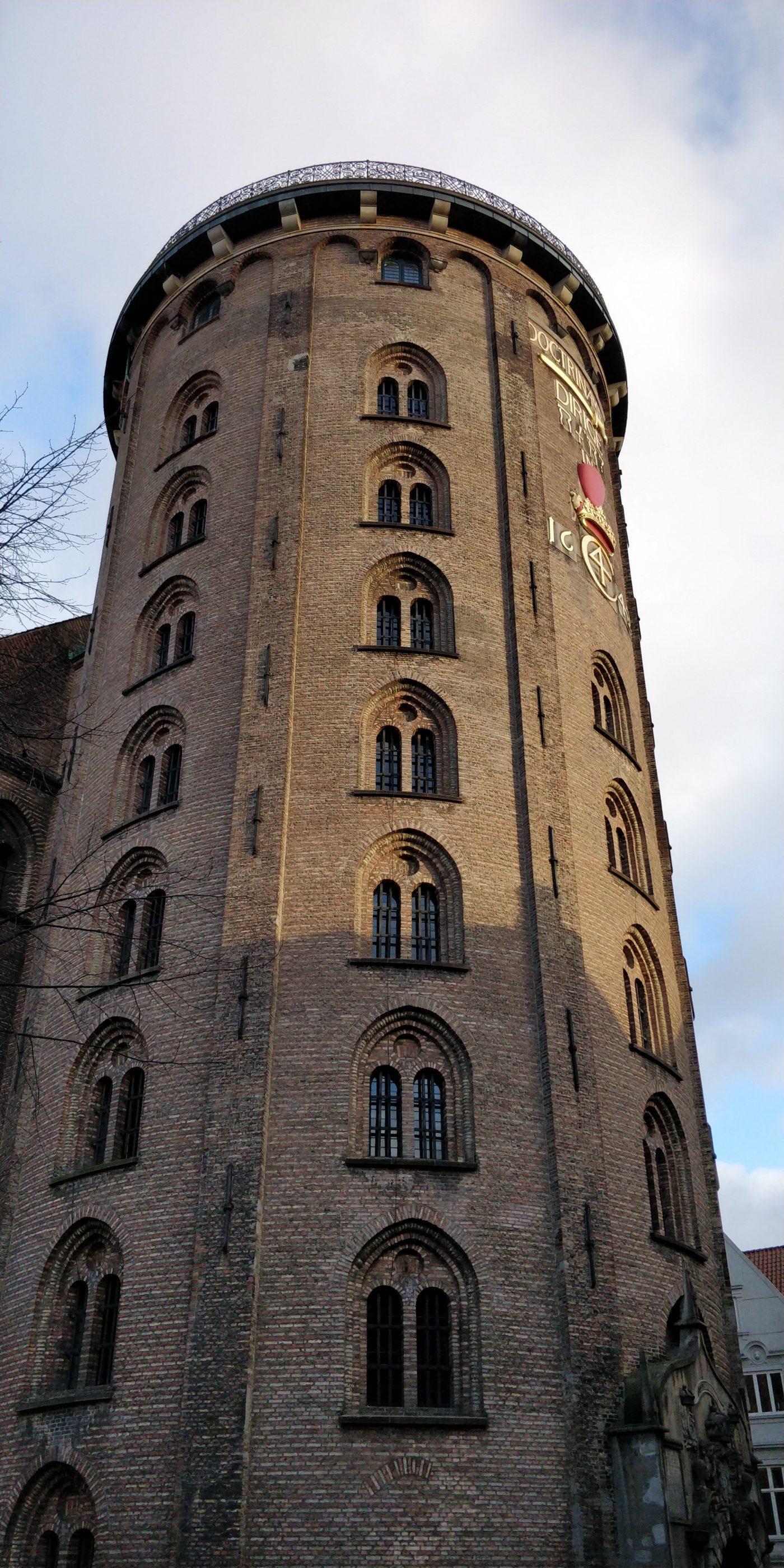 Rundetårn, København.