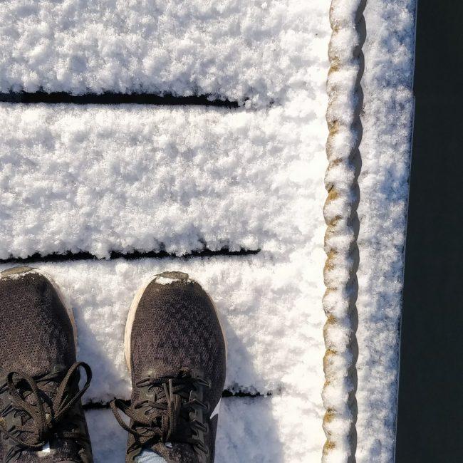 Endelig vinter!